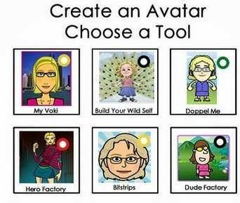 Free Webinar: Avatars & Internet Safety | Cool Tools for 21st Century Learners | Scoop.it
