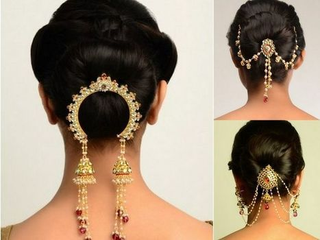 Bun Hairstyles Videos for Short to Long Hairs (Hair Updos) - Fashion And Beauty Blogger {FABB} | Blogs By Yogita Aggarwal | Scoop.it