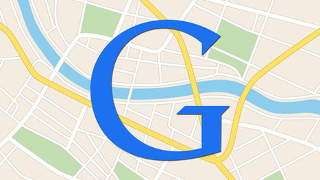 From Novelty To Foundational Product: The Evolution Of Google Maps | Cartographie XY | Scoop.it