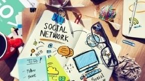 Réseaux sociaux et B2B: ne ratez pas le coche des tendances | Nouveaux territoires du marketing | Scoop.it