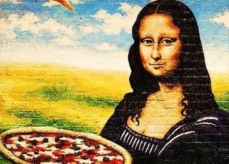 Mona Lisa – pizza, pasta et caetera | r | Scoop.it