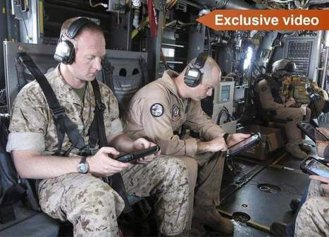 Marines want new technology for post-Benghazi crisis-response missions | Marines | Scoop.it