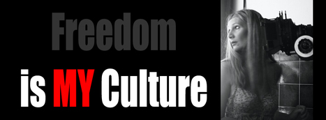 Géraldine - FRANCE   FREEDOM is MY Culture   Scoop.it