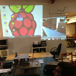 Arrived at @buildbrighton for the @brightonpy / @BrightonPI night. All projectors should have a built-in @Raspberry_Pi  - via @j4mie | Raspberry Pi | Scoop.it