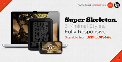 30 High rated WordPress magazine themes of 2013 | trick photography 2 | Scoop.it