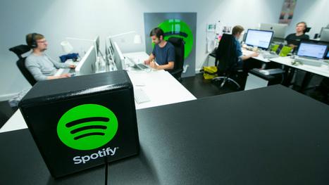 Spotify prêt à racheter SoundCloud pour faire encore plus d'ombre à Apple ?   TICTICTIC   Scoop.it