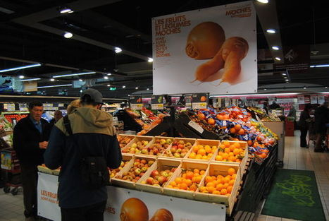Le marketing d'Intermarché: les fruits et légumes moches | L'agroalimentaire, le marketing et moi | Scoop.it