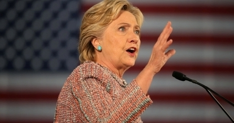 Hillary Clinton wants to be president, not your mother | Women and Girls | Scoop.it