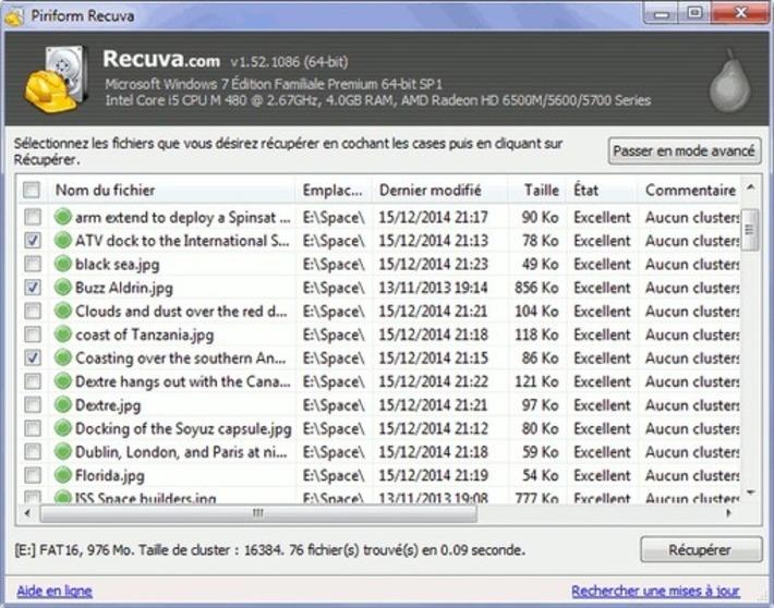 Récupérer un fichier effacé accidentellement | TIC et TICE mais... en français | Scoop.it