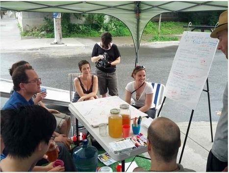 Une fenêtre vers l'avenir | Résidence de co-design citoyen | Fab-Lab | Scoop.it