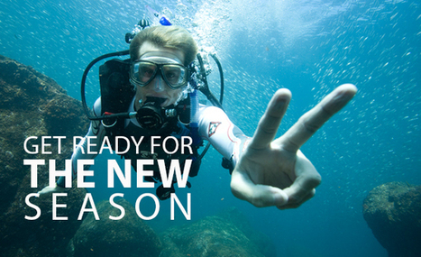Get ready for the 2014 dive season | All about water, the oceans, environmental issues | Scoop.it