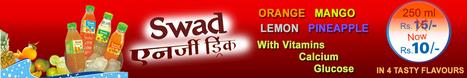 Panjon Limited: Swad Energy Drink | Manoj-Kothari-Panjon | Scoop.it