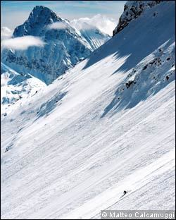 Alagna: a delicious mix of extreme sports and extreme peace | Freeride skiing | Scoop.it