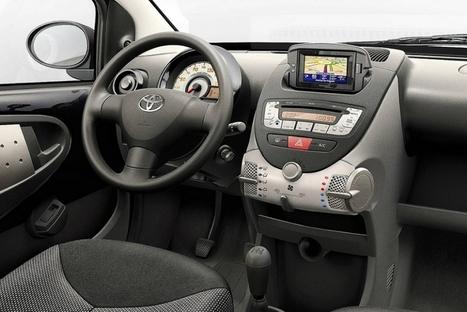 Des voitures qui se parlent, l'innovation Toyota | Veille @yanthoinet | Scoop.it