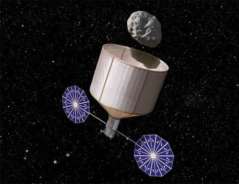 Bold asteroid-snatching plans to appear in NASA 2014 budget | FutureChronicles | Scoop.it