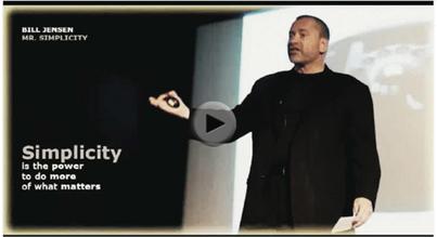 Simpler Work: Simplicity, Complexity: Easier to Work Smarter, Not Harder: The Jensen Group   De simplicité   Scoop.it