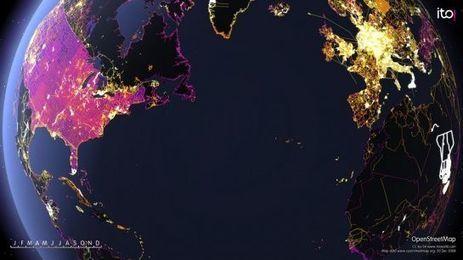 'Wikipedia of maps' challenges Google   KurzweilAI   FutureChronicles   Scoop.it