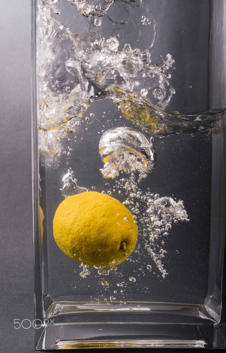 Lemon Bubble by Tamer Gouda | My Photo | Scoop.it
