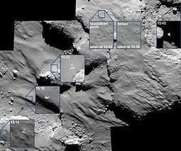 The quest to find Philae | International press review | Scoop.it