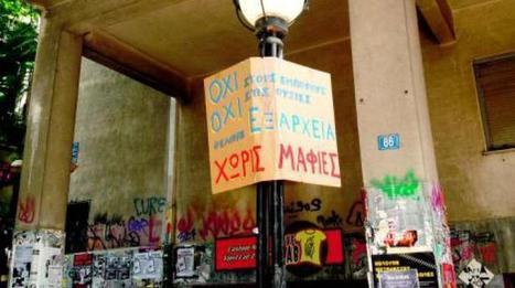 Εξάρχεια: Χώρος διακίνησης ιδεών και όχι ουσιών   antifa   Scoop.it