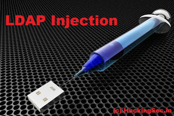 How To Exploit LDAP Injection? ~ Hacking-Sec | Hacking Sec (Ethical Hacking & Cyber Security) | Scoop.it
