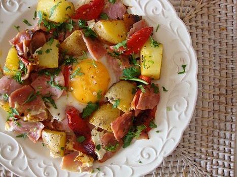 As Minhas Receitas: TOP 5 - #9 Batatas com Fiambre e Ovo | Foodies | Scoop.it