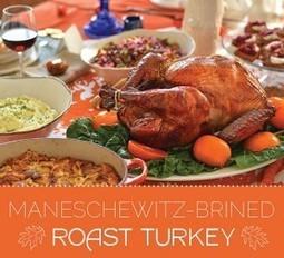 'Thanksgivukkah' – Maneschewitz Brined Roast Turkey   Queens Our City Radio Recipes   Scoop.it