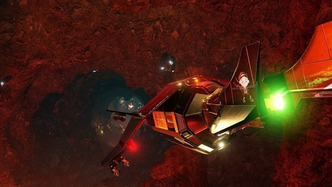 Descent is Getting a Reboot Through Kickstarter - IGN   Christian Querou   Scoop.it