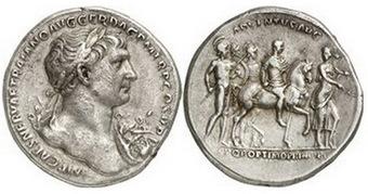 Traianus Optimus Princeps Dacicvs | numismaticodigital.com | Mundo Clásico | Scoop.it