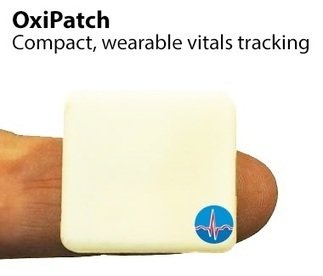 Compact, wereable vitals tracking   ehealth   Scoop.it