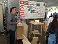 Maker Faire New York: AtFAB's Free CNC Furniture Designs | Big and Open Data, FabLab, Internet of things | Scoop.it