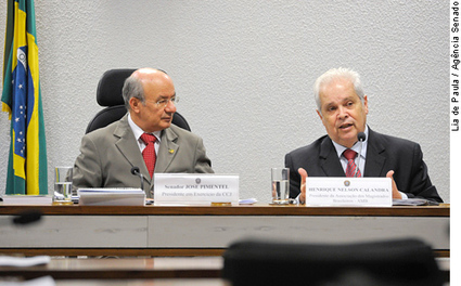 Advogados e magistrados são contra aumento da idade para aposentadoria ... - Agência Senado | ADVOGADOS | Scoop.it