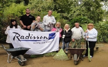 Radisson Blu win Gold for going green - Travelandtourworld.com | sustainable tourism | Scoop.it