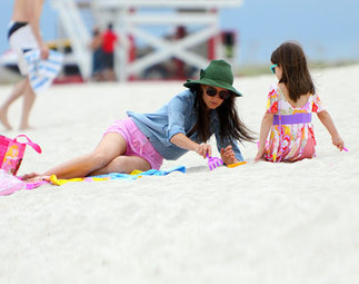 Where Celebrity Families Go on Vacation in Family on Concierge.com | Travel. Discover. Indulge. | Scoop.it
