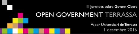 III Jornada de Govern Obert de Terrassa   Terrassa: economia i societat   Scoop.it