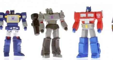 Hasbro maakt 3D-printen kinderspel - 3iDFactory | Kinderen en interactieve media | Scoop.it