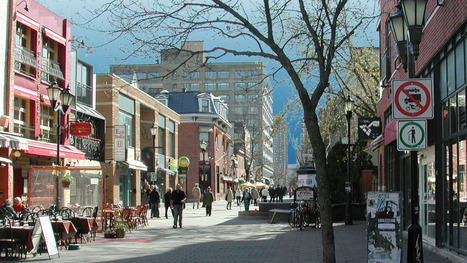Why liberals like walkability more than conservatives | It Comes Undone-Think About It | Scoop.it