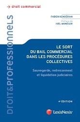 Le sort du bail commercial dans les procédures collectives, F. Kendérian, 2015 | Ouvrages droit & science politique | Scoop.it