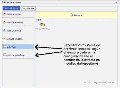 Cargar ficheros grandes por FTP en Moodle 2.0   Las TIC en el aula de ELE   Scoop.it