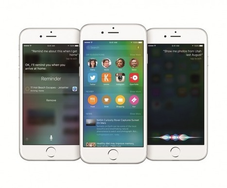 With Updates, Siri Will (Hopefully) Be Brainier | MIT Technology Review | Marketing Done Right | Scoop.it
