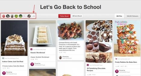 5 Pinterest Tactics + Back-to-School = A+ Sales | VR Marketing Blog | Pinterest | Scoop.it