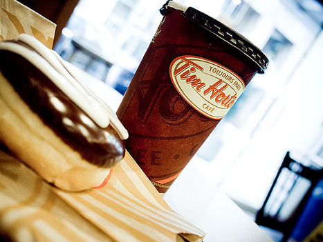 How Tim Hortons closed the loop with coffee cups | The Future of Waste | Scoop.it