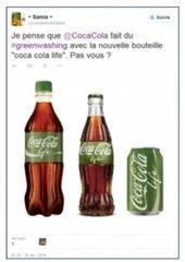 [Décryptage] Coca-Cola sur le marché des boissons 'saines' : greenwashing ou success story ? | Resources about Science Communication | Scoop.it
