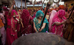 Lathmaar Holi - Barsana Festival | Happy Holi 2014 - Holidays Celebration | Festival Holidays | Scoop.it