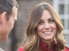 Duchess of Cambridge shows off grey hair as she debuts new hairstyle | Royal | News | Daily Express | On My Front Porch | Scoop.it