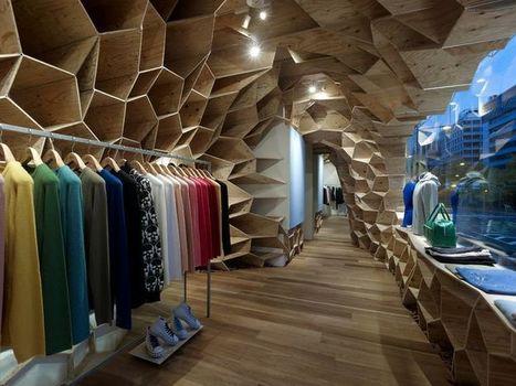 LP   Retail Store Design   Scoop.it