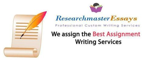 Why to Choose the Best Assignment and Best Coursework Writing Services? | Research Master Essays | Scoop.it