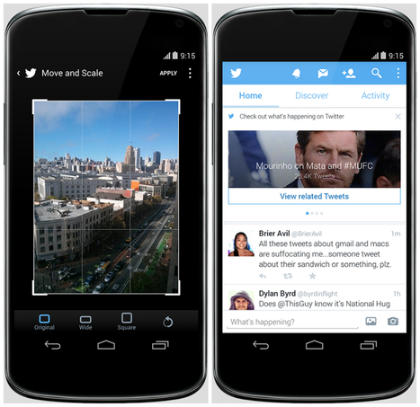 Sharing Photos and Finding Interesting Content on Twitter Just Got Easier | Social Media Power | Scoop.it