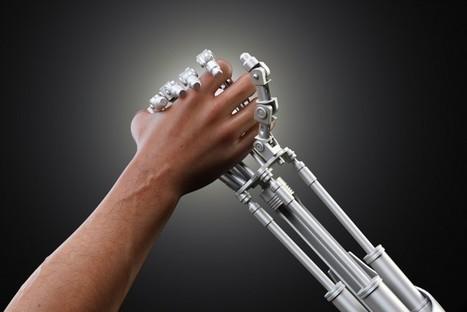 L'école ne prépare pas à l'avènement des robots dans la société de demain   Capitaliser et transmettre la connaissance en entreprise   Scoop.it