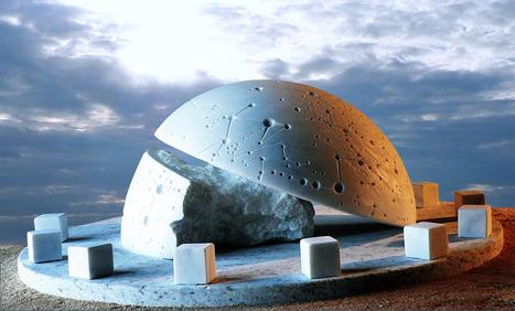 "Chifu Panaite: ""Parliament of the Universe"" | Art Installations, Sculpture, Contemporary Art | Scoop.it"